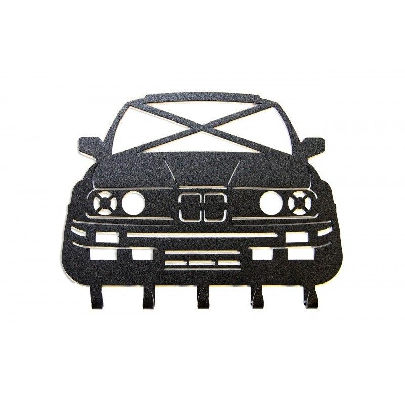 Wieszak na klucze BMW E30 ekstra prezent drift - GRUBYGARAGE - Sklep Tuningowy